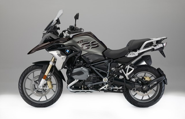 2018 honda motorcycles lineup. perfect honda 2017 bmw r 1200 gs exclusive for 2018 honda motorcycles lineup