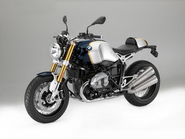 2017 BMW R nineT