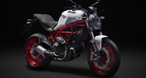 2017 Ducati Monster 797.