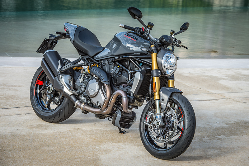 2017 ducati monster 1200 s | first ride review | rider magazine