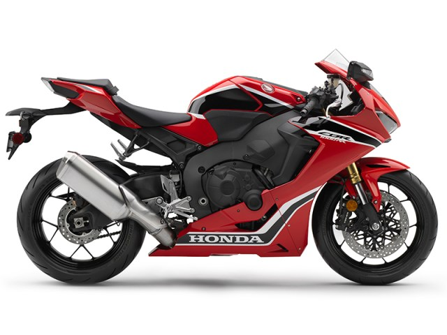 The 2017 Honda CBR1000RR gets more power, less weight, new electronics and more.