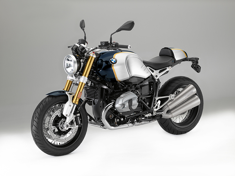 2018 bmw nine t. perfect 2018 the 2017 bmw r ninet in special blueplanet metallicaluminum livery on 2018 bmw nine t