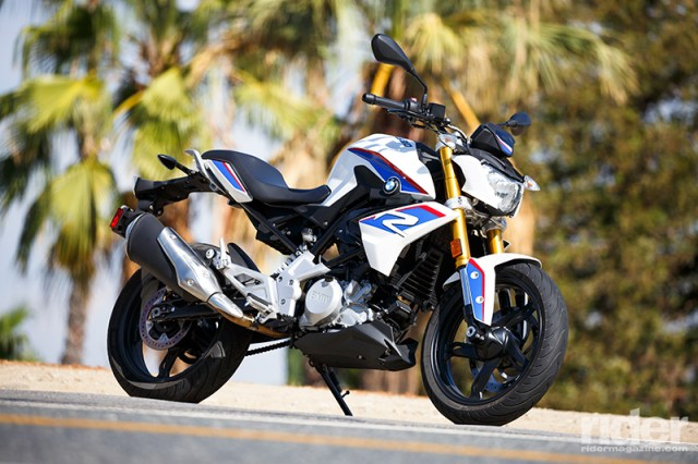 The 2017 BMW G 310 R is the Little Bike That Could. (Photos by Jon Beck, Markus Jahn, Jörg Künstle and Kevin Wing)