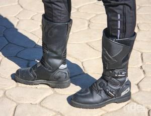 Sidi Deep Rain Boots.