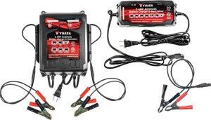 Yeas Automatic Battery Chargers and Maintainers.
