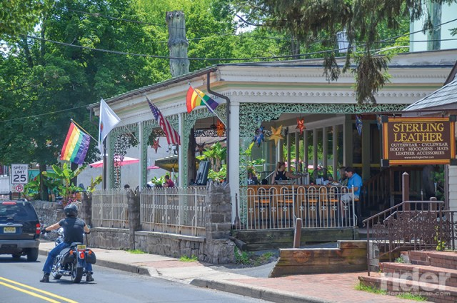 New Jersey motorcycle rides, New Hope Pennsylvania
