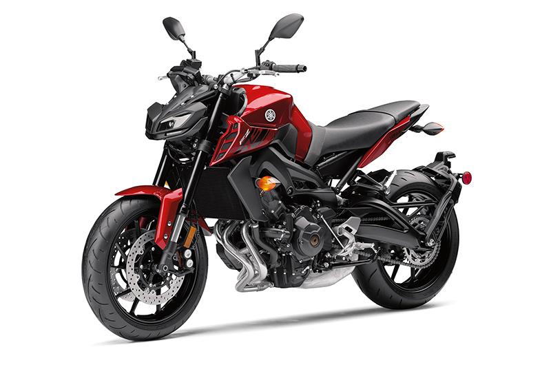 2017 yamaha fz 09 first ride review for Yamaha fz09 price