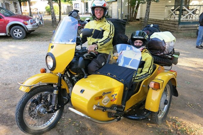 why are sidecars called hacks rider magazine. Black Bedroom Furniture Sets. Home Design Ideas