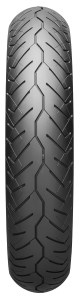Bridgestone Battlecruise H50 front tire.