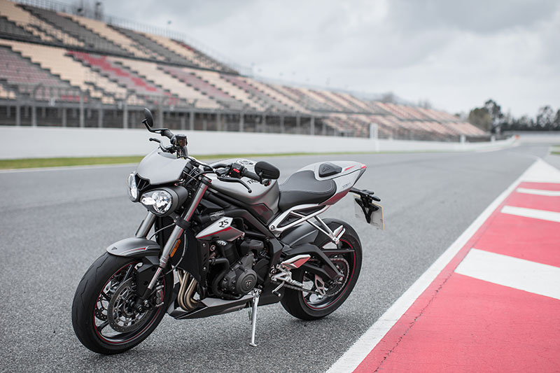 2017 Triumph Street Triple Rs First Ride Review Rider