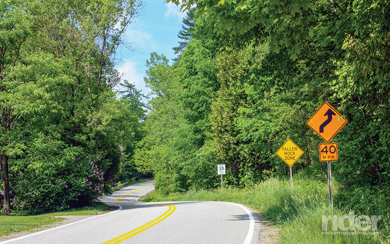 Motorcycle Touring In Upstate New York