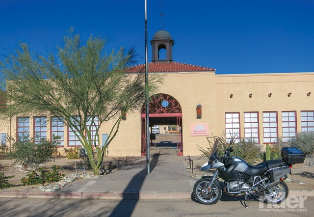 The Sonoran Desert Inn and Conference Center in Ajo is the perfect home base for a southern Arizona adventure.