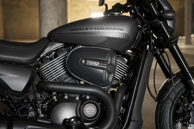 2017 Harley-Davidson Street Rod Revolution X engine