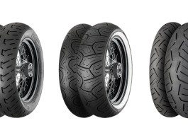 Continental's new ContiTour, ContiLegend and ContiRoadAttack 3 tires.