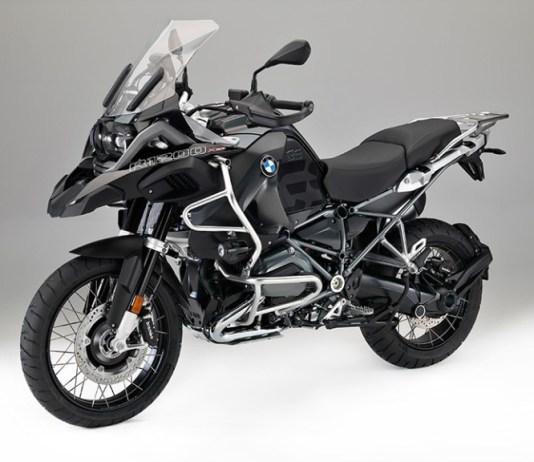 BMW R 1200 GS xDrive Hybrid two-wheel drive motorcycle