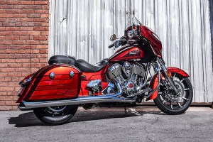 2017 Indian Chieftain Elite beauty