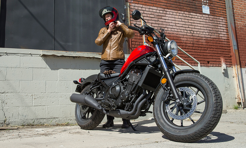 2018 honda 500 rebel. perfect 500 honda made it very clear who they are targeting with the new rebel style and 2018 honda 500 rebel