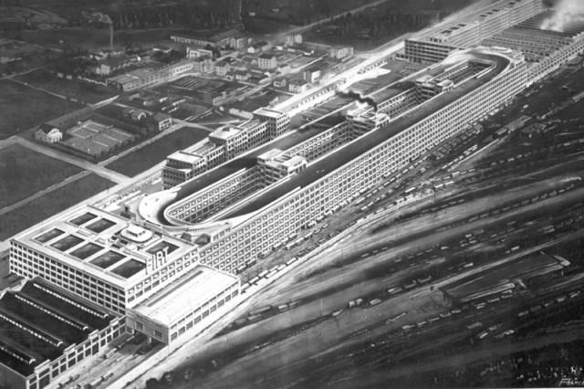 Lingotto Turin Italy 1928