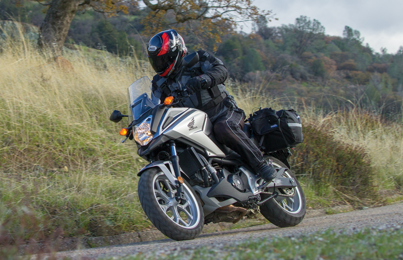 2018 honda nc700x. contemporary 2018 2016 honda nc700x dct with author mark tuttle aboard a slightly taller  windscreen for the model adds a little protection photos by and  throughout 2018 honda nc700x