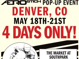 Aerostich Colorado Pop-Up Event