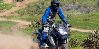 Students at RawHyde Adventures' BMW Off Road Academy