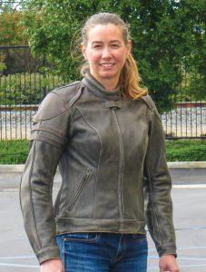 Scorpion Catalina Women's Leather Jacket.
