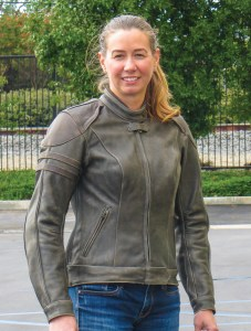 Scorpion Catalina Women's Leather Jacket.