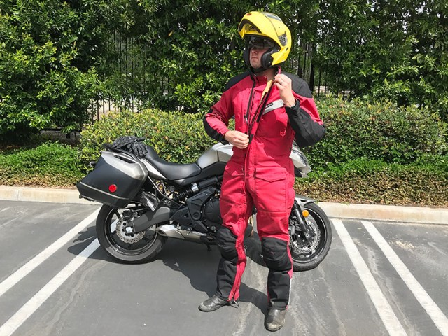 Motorcycle Commuting Tips
