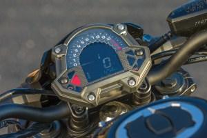 Z900 FZ09 Comparison Test Review