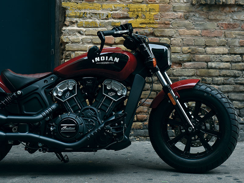 Indian Scout Bobber revealed