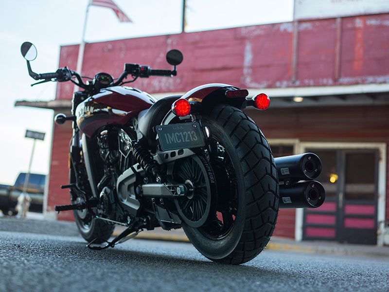 2018 Indian Scout Bobber First Look Review Rider Magazine