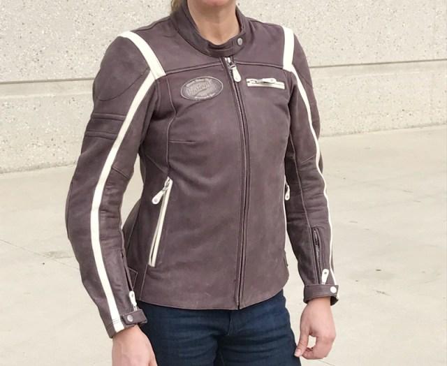 iXS Shawn leather jacket