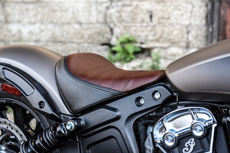 2018 Indian Scout Bobber First Ride Review Rider Magazine
