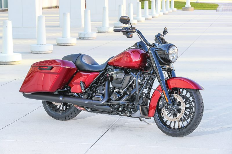 2017 Harley Davidson Road King Special First Ride Review