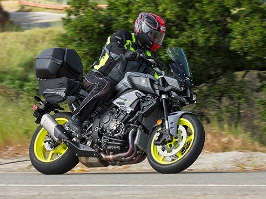 2017 Yamaha FZ-10 touring