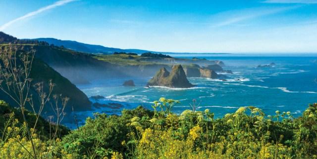 Northern California Oregon motorcycle ride