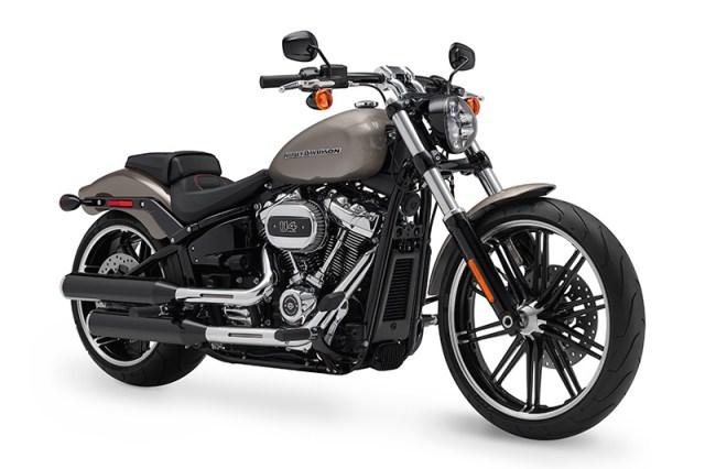 2018 Harley-Davidson Breakout 114