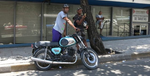 Motorcycles of Cuba