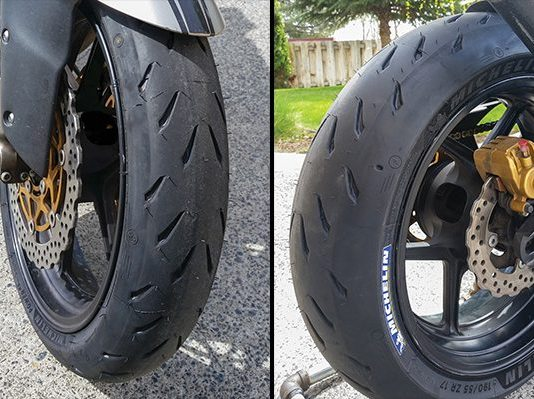 Michelin Power RS sport tires