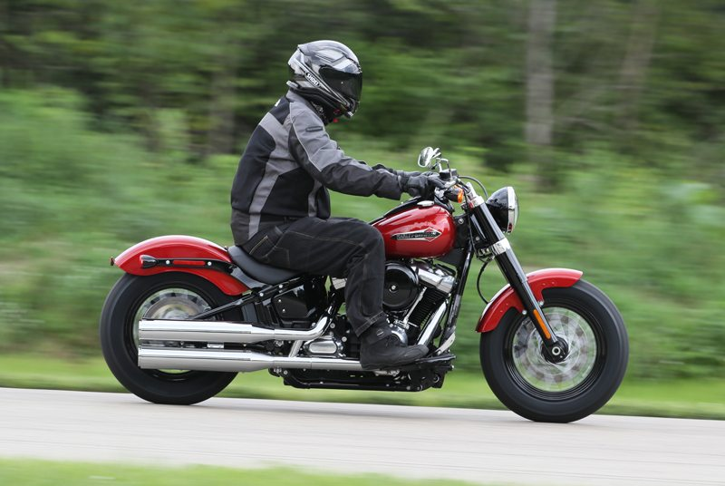 2018 Harley Davidson Softails First Ride Review