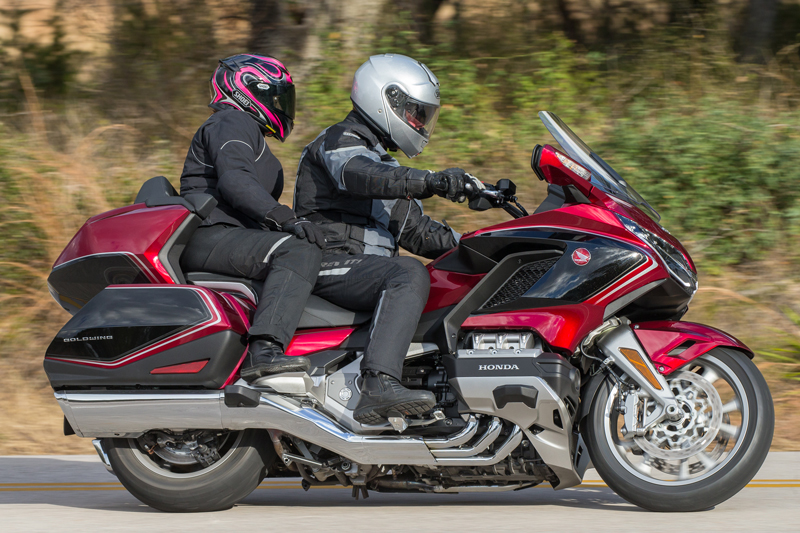 behold the new honda gold wing we think. Black Bedroom Furniture Sets. Home Design Ideas