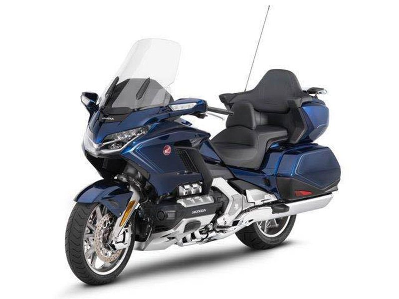 Behold The New Honda Gold Wing We Think Rider Magazine