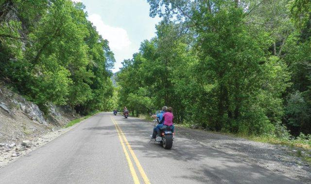 Riding a CBR250R across America