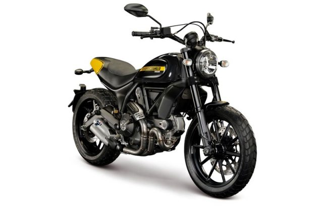 2018 Ducati Scrambler Full Throttle.