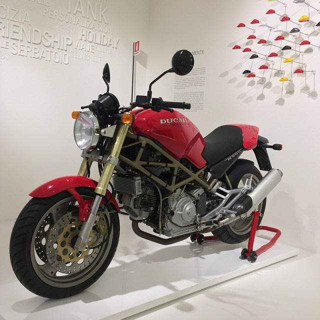 1993 Ducati M900 Monster