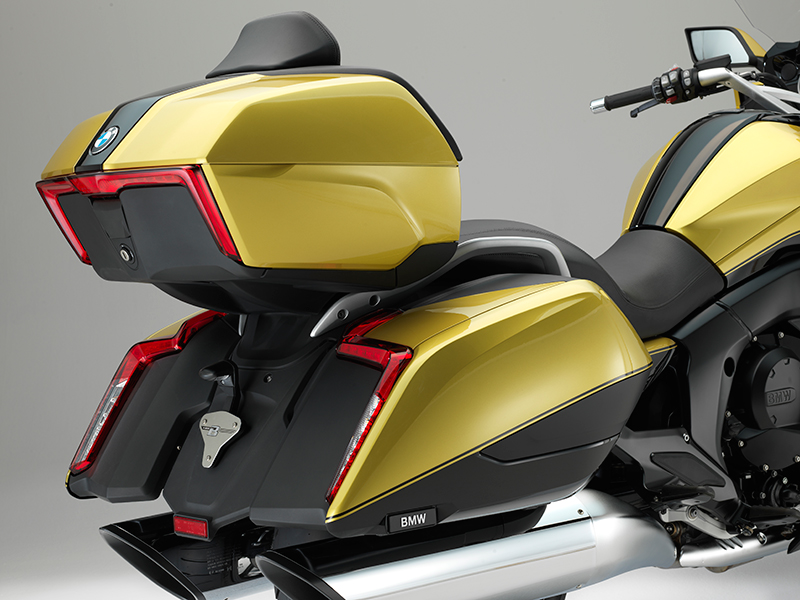 2018 Bmw K 1600 Grand America First Look Review Rider Magazine