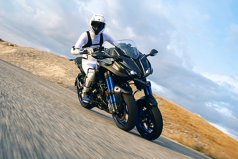 Yamaha Wheel Rider