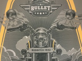 "Royal Enfield Bullet: ""Made Like a Gun."""