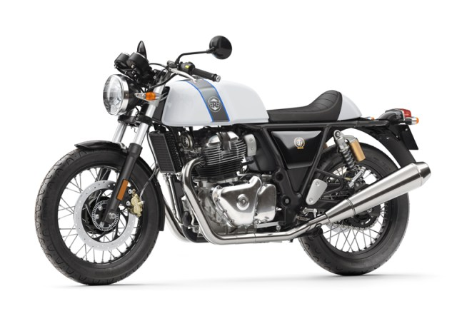 2018 Royal Enfield Continental GT
