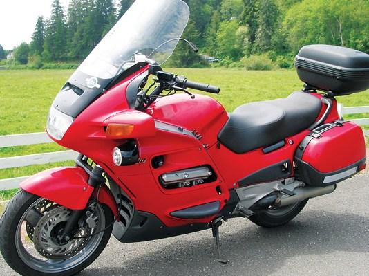 1997 Honda ST1100